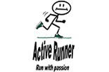 Active Runner logo