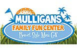 MULLIGAN'S FAMILY FUN CENTER logo