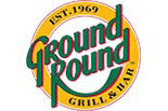 GROUND ROUND GRILL & BAR logo
