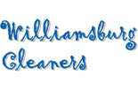 WILLIAMSBURG CLEANERS logo