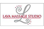 Lava Massage Studio logo