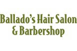 BALLADO'S HAIR SALON & BARBERSHOP logo