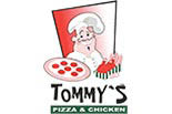 TOMMY'S PIZZA & CHICKEN-LAKEWOOD logo