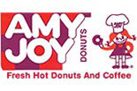 AMY JOY DONUTS logo