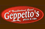 GEPPETTO'S PIZZA- BROOKLYN logo
