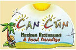 CANCUN MEXICAN RESTAURANT logo