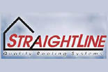 STRAIGHTLINE QUALITY ROOFING logo