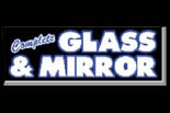 COMPLETE GLASS & MIRROR CO. logo