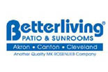BETTER LIVING PATIO & SUNROOMS logo