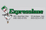 EXPRESSLANE OIL CHANGE logo