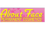 ABOUT FACE PERMANENT COSMETICS logo