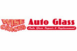 WISE CRACKS AUTO GLASS logo