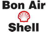 BON AIR SHELL logo