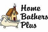 HOME BATHERS PLUS logo
