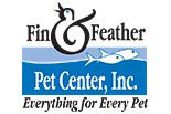 FIN & FEATHER - ASHLAND logo