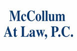 MCCOLLUM AT LAW, P.C. logo