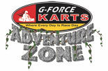 G-FORCE KARTS logo