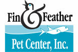 FIN AND FEATHER LAKESIDE logo