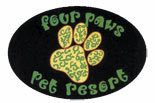 Four Paws Pet Resort logo