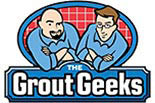 THE GROUT GEEKS logo