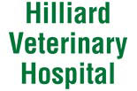 HILLIARD VETERINARY HOSPITAL logo