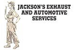 JACKSONS EXHAUST logo