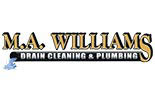M A WILLIAMS, INC logo