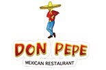 DON PEPE - CHESTER logo