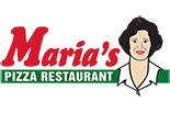 MARIA'S PIZZA - ML logo