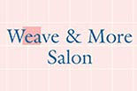 WEAVE & MORE SALON logo