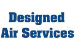 DESIGNED AIR SERVICES logo