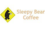 SLEEPY BEAR COFFEE logo