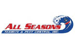 ALL SEASONS TERMITE AND PEST CONTROL logo