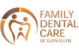 FAMILY DENTAL CARE OF GLEN ELLYN logo