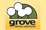 GROVE DENTAL/LOMBARD logo