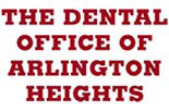 DENTAL OFFICE OF ARLINGTON HTS. logo
