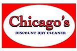 CHICAGO'S DISCOUNT DRY CLEANER logo