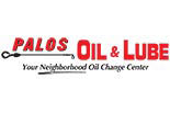 PALOS OIL & LUBE logo
