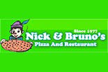 Nick & Bruno's Pizza logo