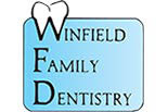 WINFIELD FAMILY DENTISTRY logo