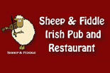 SHEEP & FIDDLE IRISH PUB logo