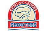 SHOOTERS BUFFET logo