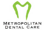 METROPOLITAN DENTAL CARE logo