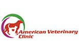 AMERICAN VETERINARY CLINIC logo