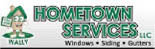Hometown Services logo