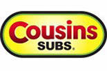 Cousin's Subs - Bluemound Rd logo