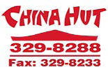 CHINA HUT logo