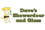 Dave's Shower Door & Glass logo