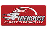 FIREHOUSE CARPET CLEANING logo