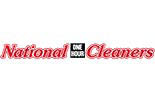 National One Hour Cleaners logo